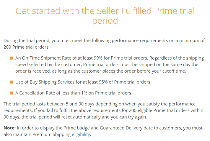 Starting-amazon-seller-fulfilled-prime-trial-period