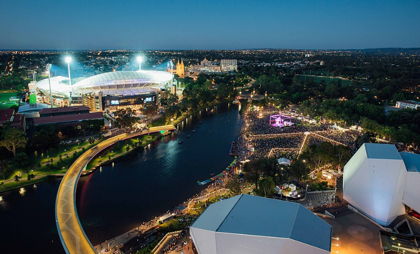 A picture of River Torrens