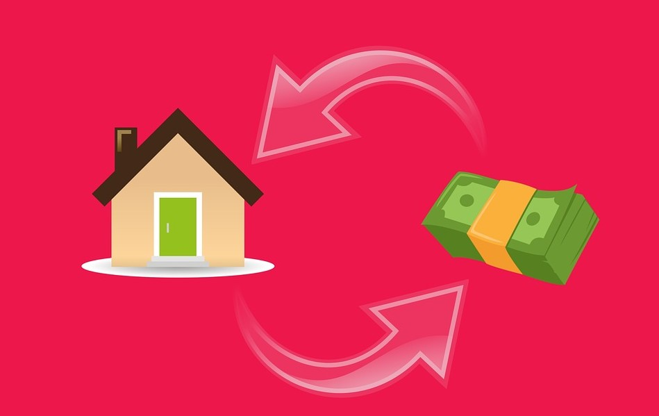 A property will increase in value over time