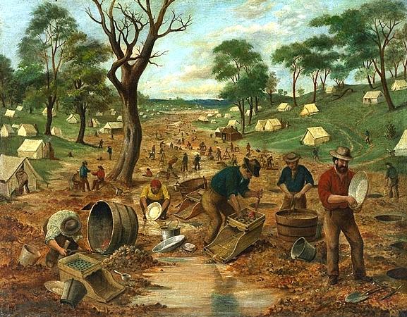 An_Australian_Gold_Diggings