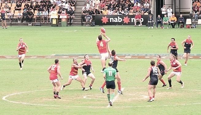 Australian Football League Games.