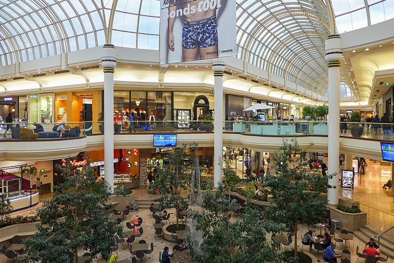 Chadstone Shopping Centre.