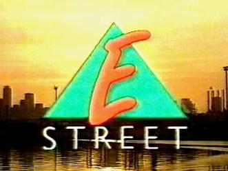 E-street logo