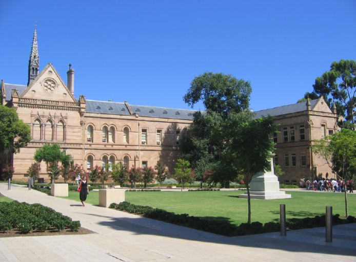 Home of Australia's Top Educational Institutions