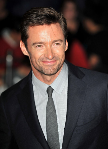 Image of Hugh Jackman from 2013.