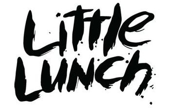 Image of Little Lunch logo with white background.