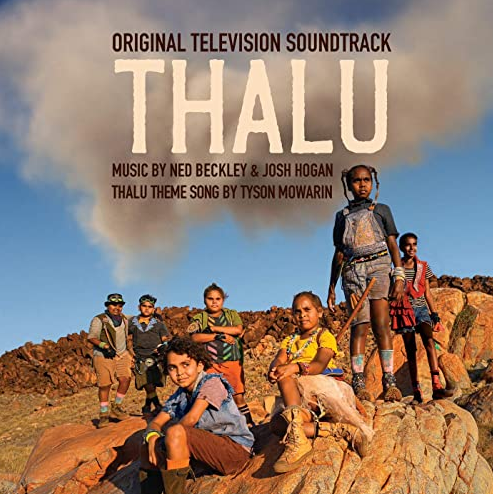 Image of Thalu series cover.