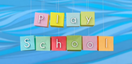 Image of the Play School logo.