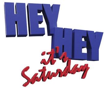 Logo of Hey Hey It is Saturday