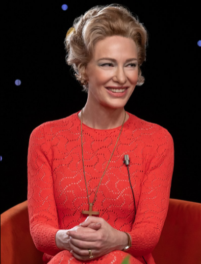 Picture of Cate Blanchet.