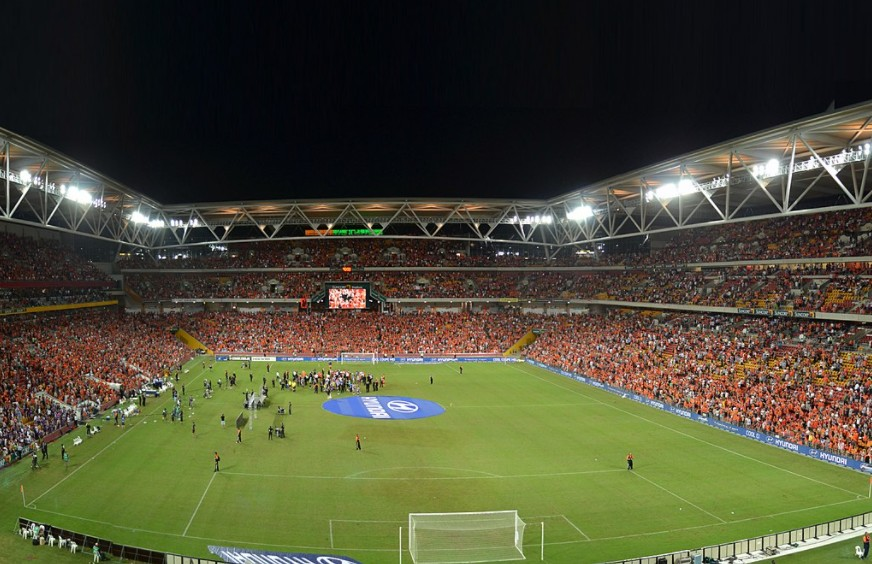 Suncorp Stadium is a Fun Place to Visit