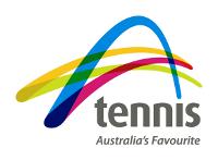 Tennis Australia Logo.