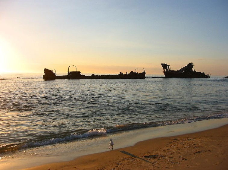 The Beauty of Moreton Island