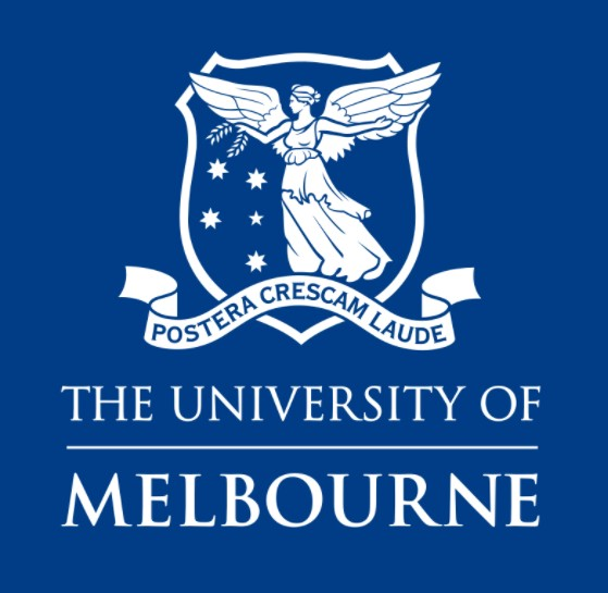 The University of Melbourne has a high number of international students