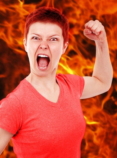 Yes! An angry landlord could be a big problem