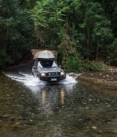 Cairns to Cape York, Qld