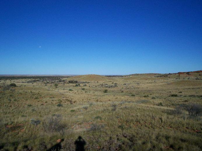 The Gibson Desert
